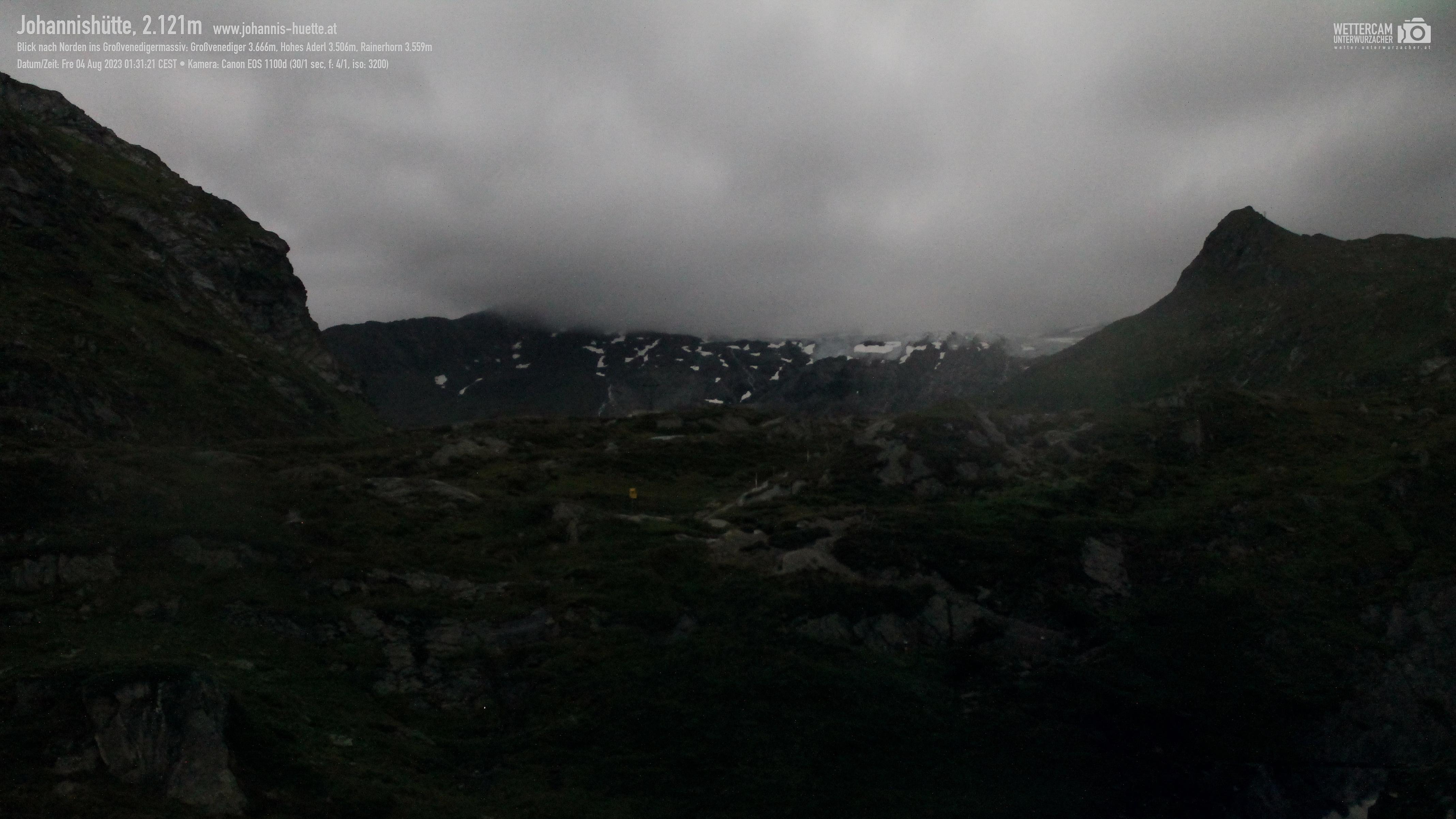 Weißspitze, 3300m